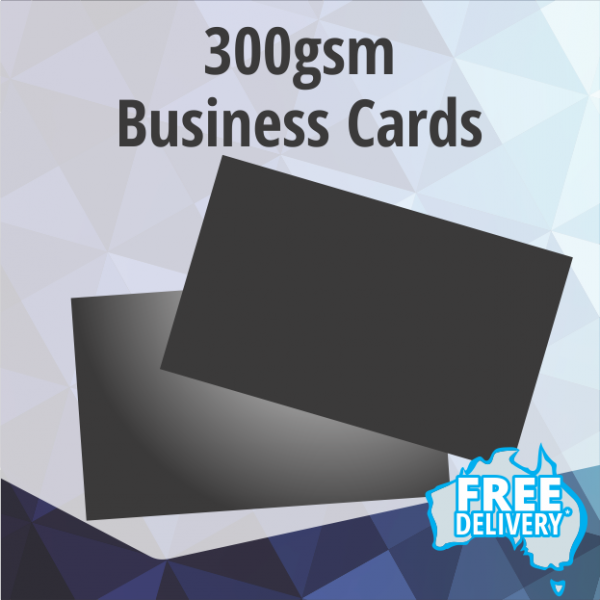 Business cards 300gsm xpress cards business cards 300gsm xpress cards full colour reheart Images