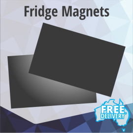 Fridge Magnets - Full Colour - 90x55mm