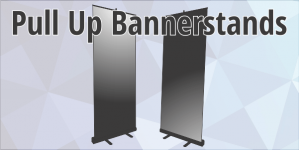 Pull Up Bannerstands